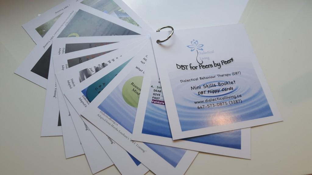 DBT Flippy Cards