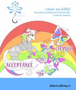 colouring book cover